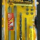 New Olympia Tools 30-Pc. Drill & Screwdriver Bits Set  # 588 910