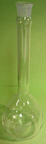 Used Volumetric Flasks Class A 250 ml - NO STOPPERS