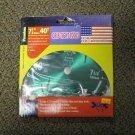 "GripTight Tools Premium Circular Saw Blade 7-1/4"" - 40T # T1602"