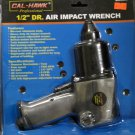 """New CAL-HAWK 1/2""""  Dr  Pistol Style Air Impact Wrench # CAHIW4"""