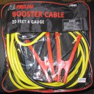 New ATE PRO.USA  Booster Cable 20' 4 Ga # 50461
