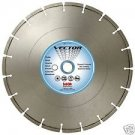 "MK Vector 14"" x .125 Diamond Blade For Cutting Brick, Granite, Block, Pavers, Bluestone & Concrete"