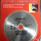 "New ATE PRO.USA 4-1/2"" Wet Diamond Blade  # 33065S"