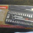 New Workshop 40-Pc. Socket Set #81010