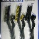 New 6-Pc. Detail Brush Set #69526