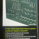 New Storehouse 50-Pc. Pegboard Hook Assortment  #67581