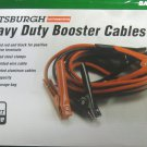 New 12 ft. 8 Gauge Heavy Duty Booster Cables 220 AMP #61225