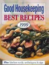 Like New Good Housekeeping Best Recipes 1999