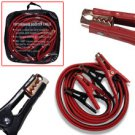 16 FT 6 GA Heavy Duty Booster Cables w/Carry Pouch