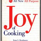 New Vintagee The All New All Purpose Joy of Cooking  [Hardcover with Dust Jacket]