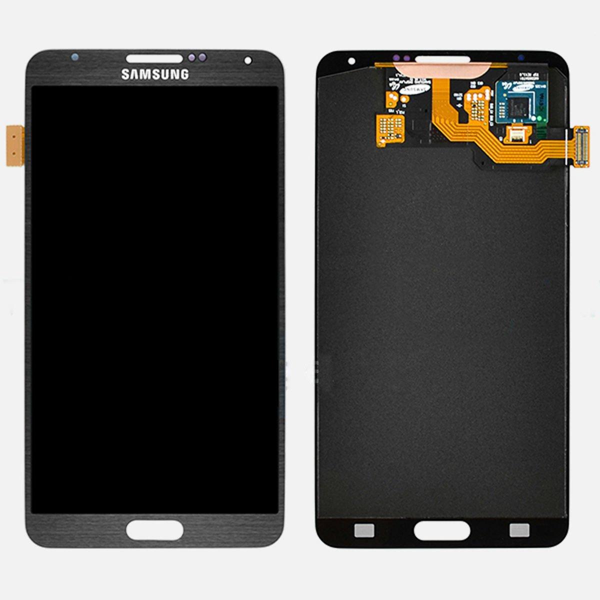 NEW OEM Samsung Galaxy Note 3 LCD Digitizer Gray + Sensor