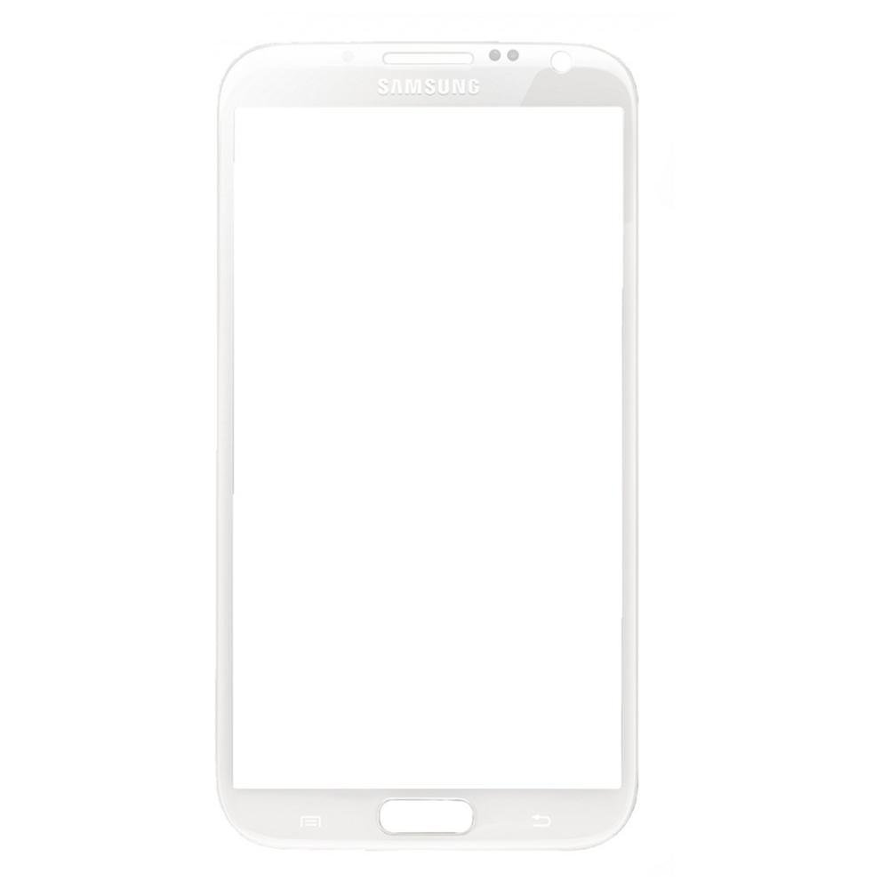 Samsung Galaxy Note 2 II N7100 i317 White LCD Screen Glass Replacement - NEW OEM