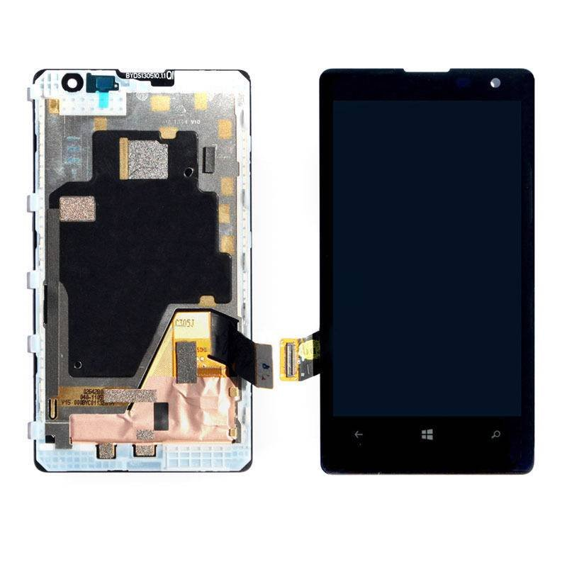 Nokia Lumia 1020 LCD Screen Display + Digitizer Touch Glass + Frame Assembly OEM