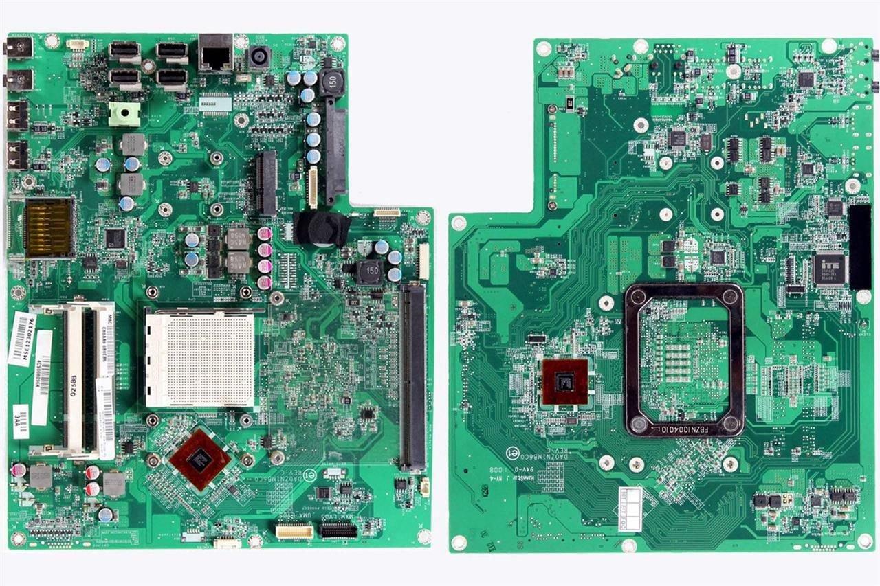 HP AIO MS215CN Capirona AMD Motherboard AM2 DA0ZN1MB6C0 533328-001