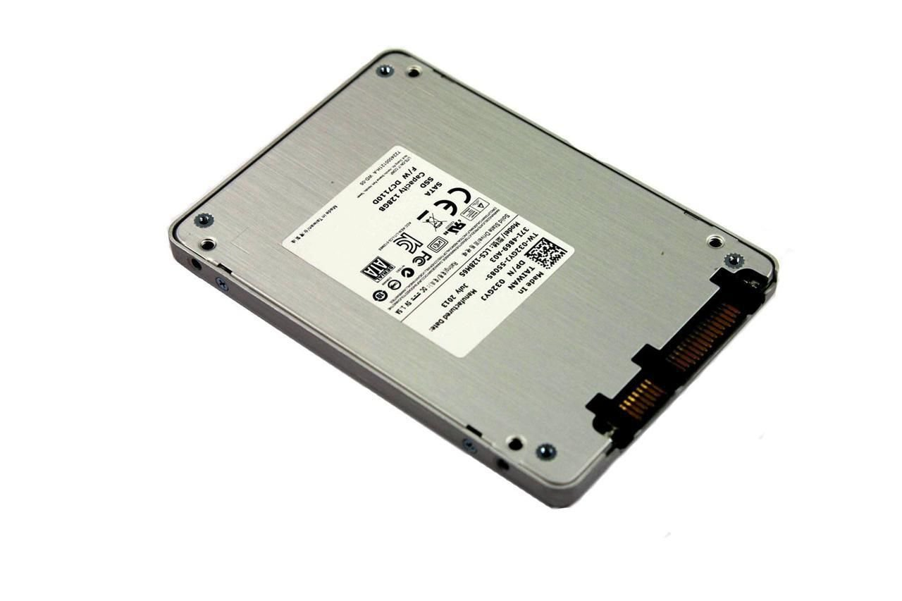 NEW Dell Liteon LCS-128M6S 128GB SATA Solid State Hard Drive SSD 32GYJ