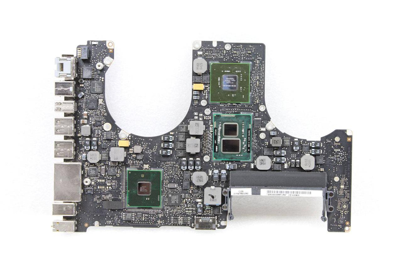 "Apple MacBook Pro A1286 2010 15"" 2.53GHz Intel SLBTU Core i5-540M Logic Board"