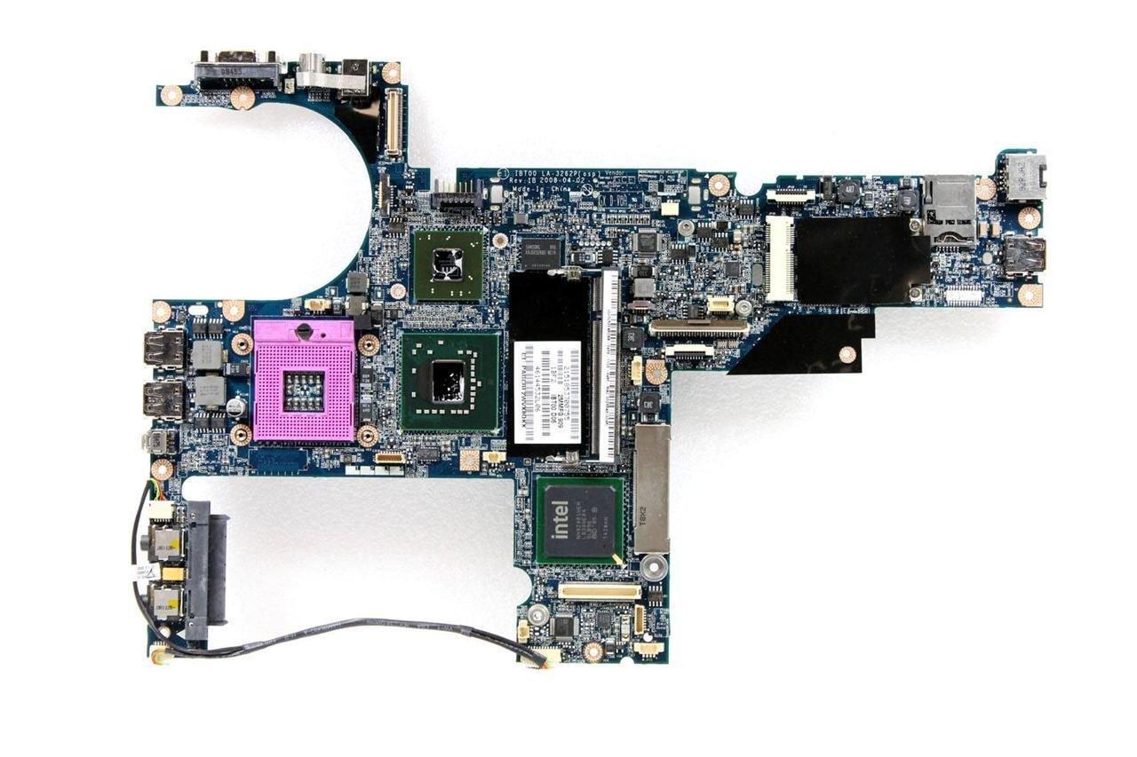 New HP Compaq 482583-001 Laptop Motherboard 6910p Series Intel 965GM 71BV3332003