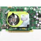Genuine Dell nVidia GeForce 6800 PCI-E x16 256MB DVI VGA Video Card MG229