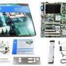 New Intel SE7520BD2VD2 Dual Xeon Socket 604 DDR2 Server Motherboard D10352-450