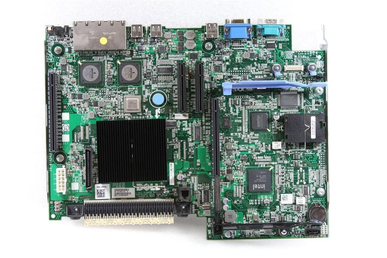 New OEM Original Dell Poweredge R810 Server I/O and iDrac Board FJM8V 5W7DG
