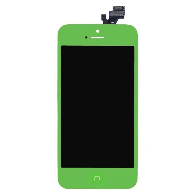 iPhone 5c LCD Screen Display with Digitizer Touch Panel Green