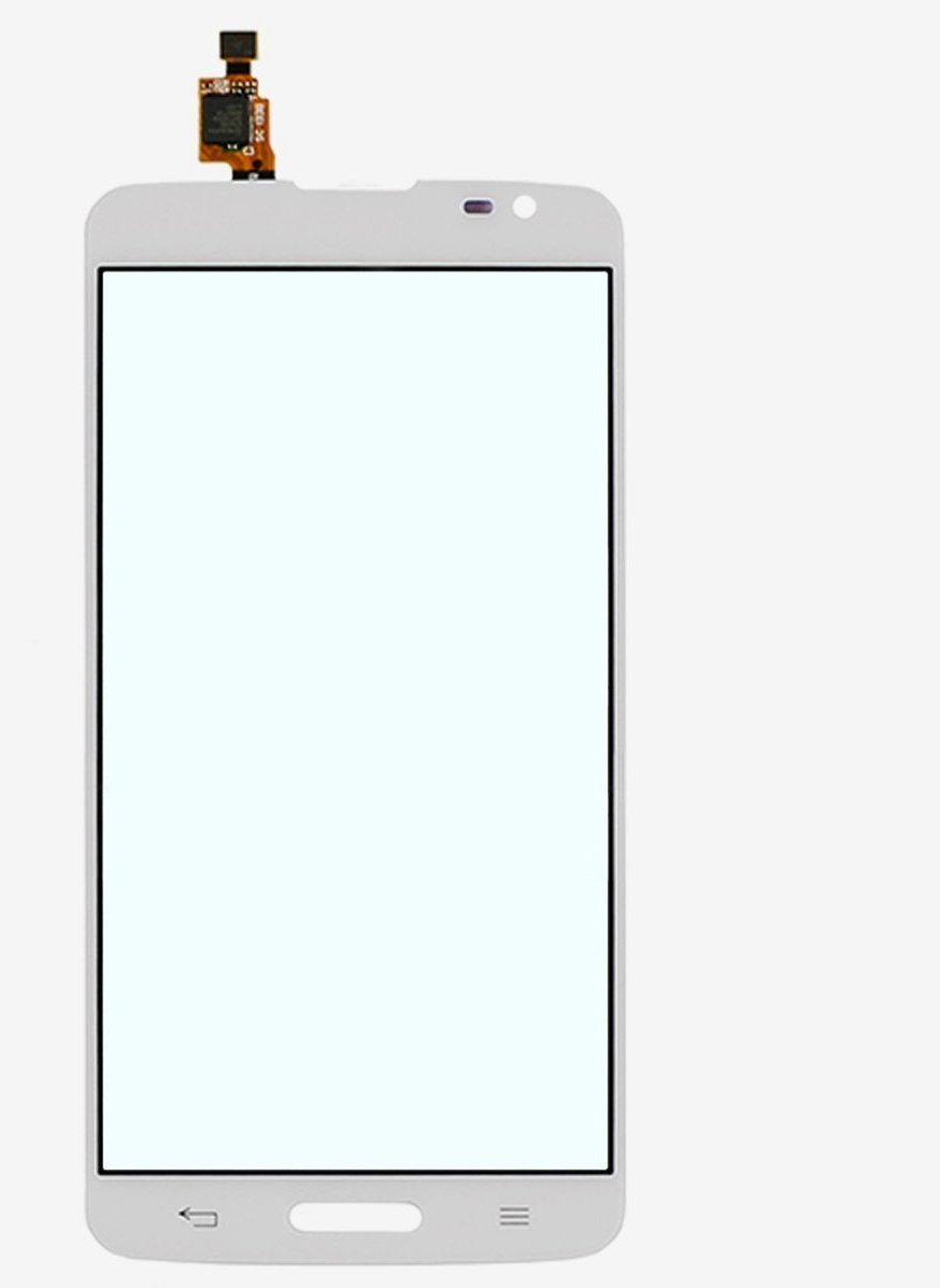 LG G Pro Lite D680 D682TR LCD Screen Display with Digitizer & Bezel Frame White