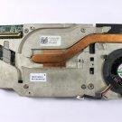 Dell precision M6400 M6500 512MB FX2700 Video Card w/ Heatsink and Fan MDX3J
