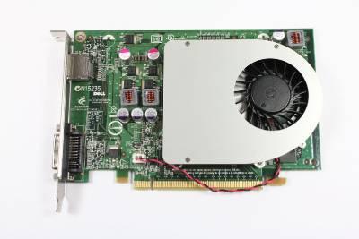 New Genuine Dell nVidia GeForce GT330 1GB DisplayPort DVI PCI-E Video Card 9TCD9
