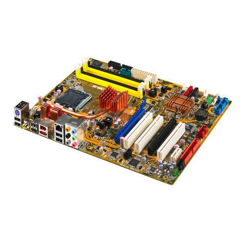 Asus P5K Socket 775 Core 2/ Quad/ Extreme P35 ATX Motherboard W/ PCI-E 4x DDR2