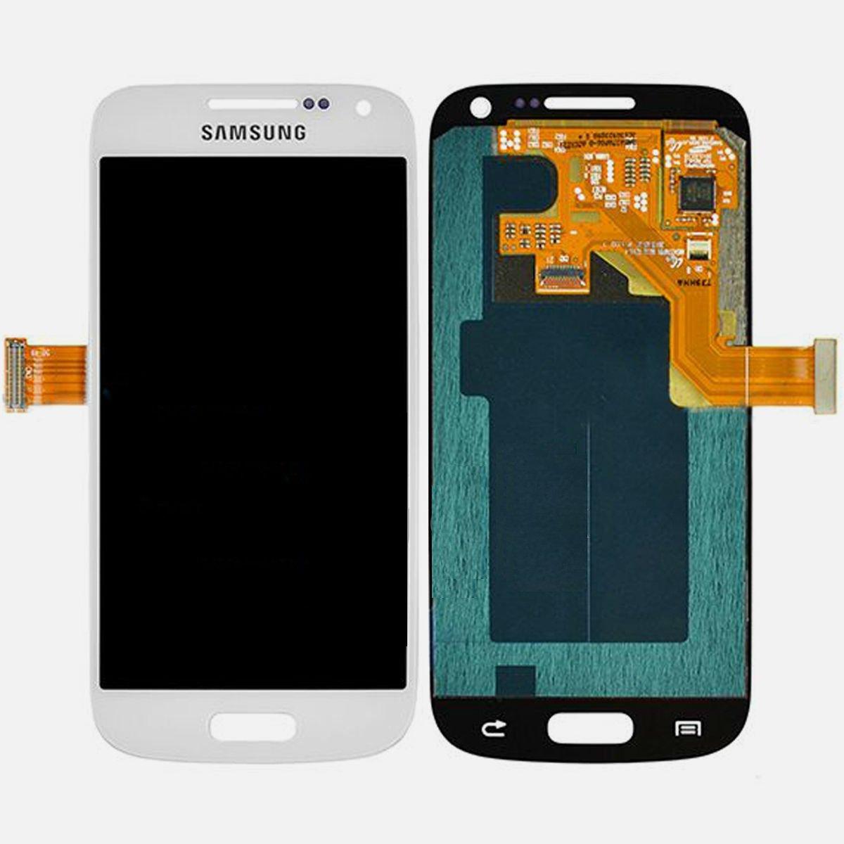 Samsung Galaxy S4 Mini i9190 i9192 i9195 LCD Display Digitizer Screen White