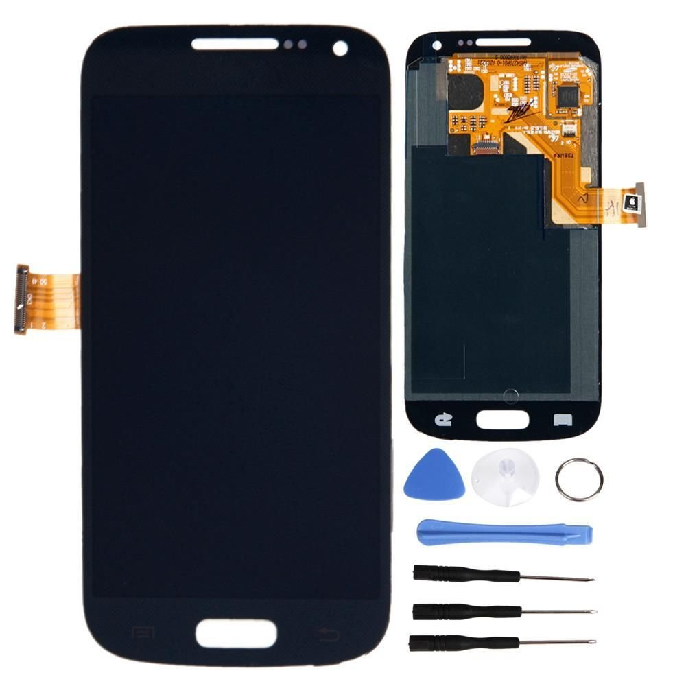 LCD Display Touch Digitizer Screen Panel for Samsung Galaxy S4 Mini i9190 i9192