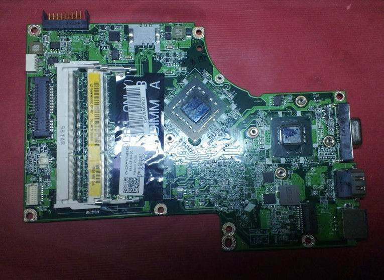 NEW Dell Inspiron 15z 1570 Laptop Motherboard w INTEL CPU&Video 499G2 CN-0499G2