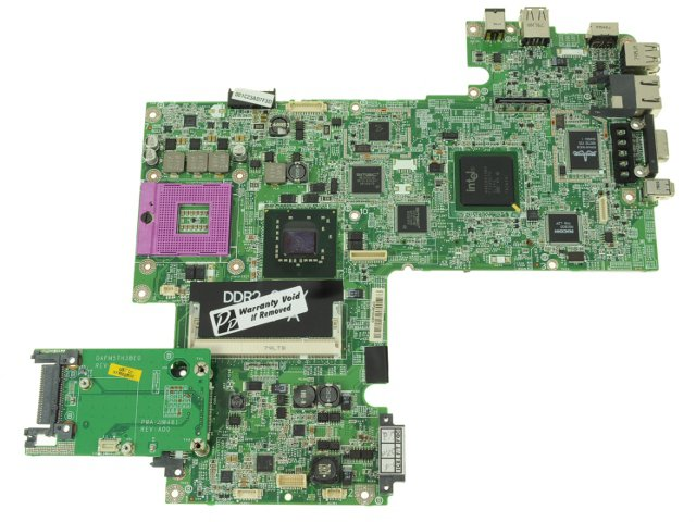 NEW Dell Inspiron 1520 INTEL Motherboard System Board w Integrated Video WP043
