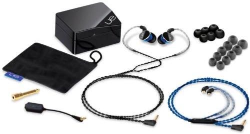 Orignal OEM Logitech Ultimate Ears UE 900 In Ear Noise Isolating Earphones