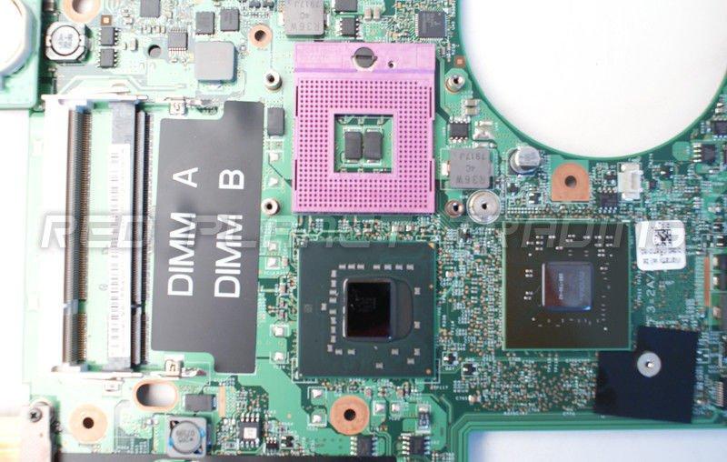OEM DELL XPS M1530 Laptop Motherboard 128MB nVidia F124F / RU477 / N029D / F125F