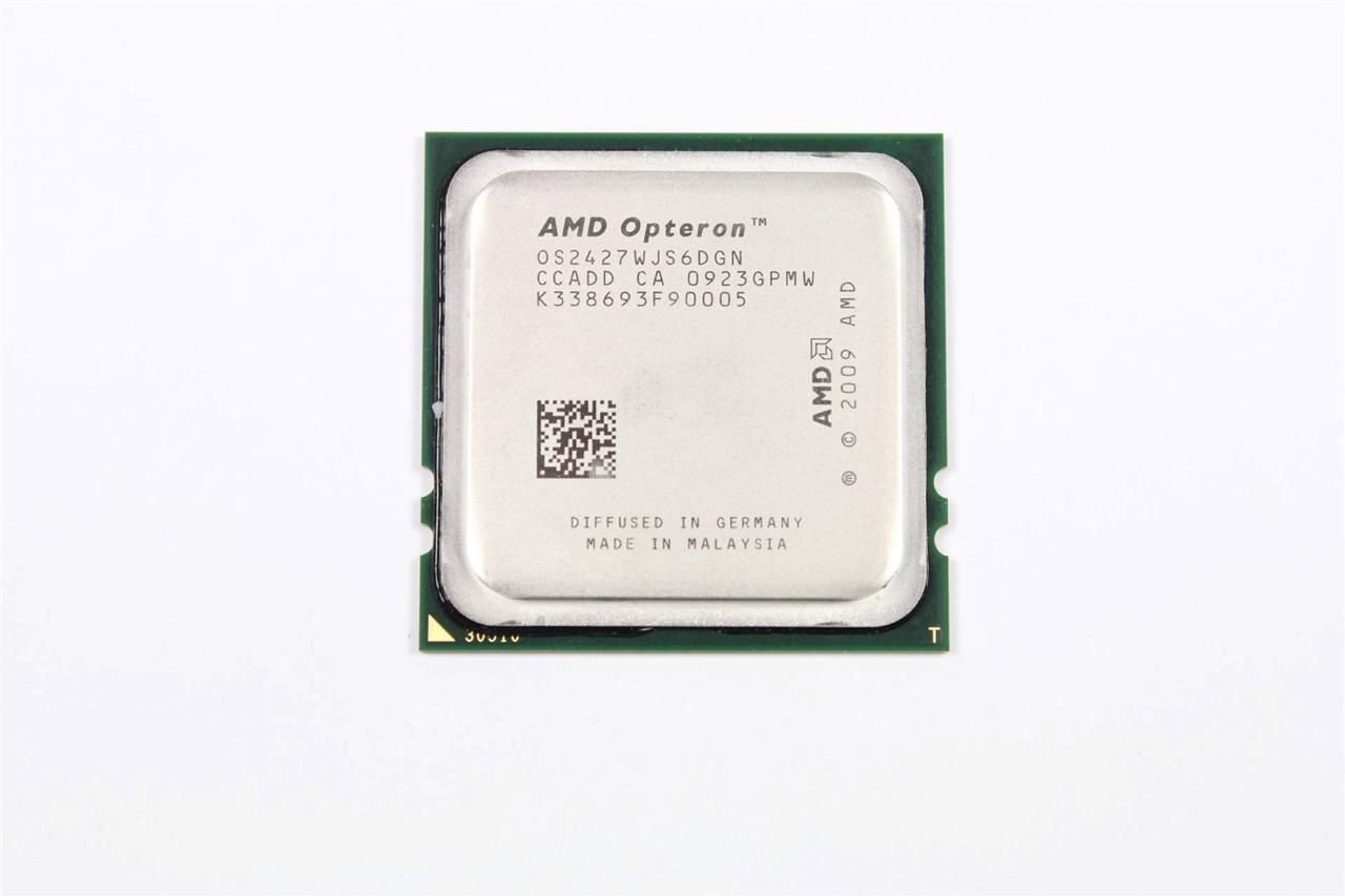 AMD Six-Core Opteron 2427 2.2GHz Socket F (1207) 45nm Processor
