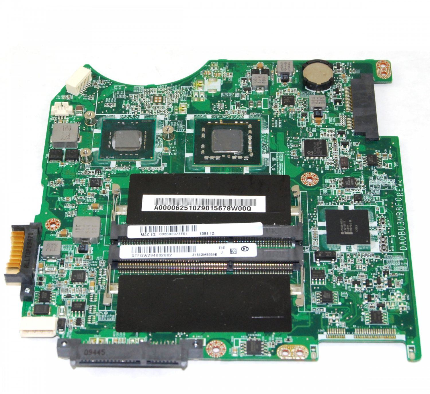 New Genuine Toshiba Satellite 13.3 T130 Laptop Notebook Motherboard A000062510