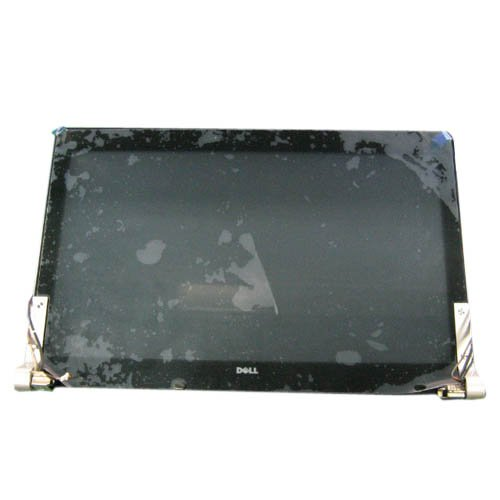 OEM NEW Dell Studio XPS 1640 15.6 WUXGA LCD Screen+Back Cover Top Assembly BLACK