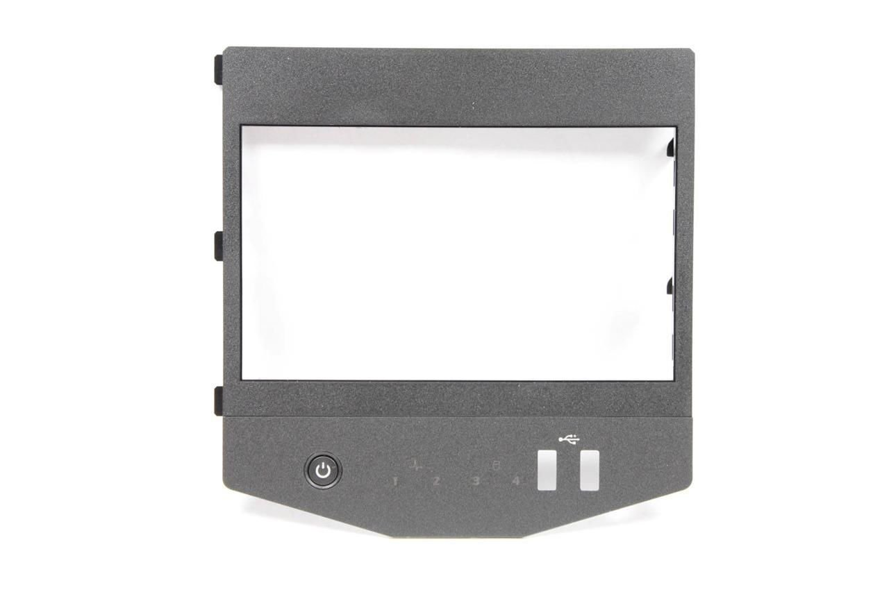 New OEM Dell PowerEdge T110 Power Button Trim Bezel Plastic Assembly - M312R