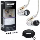 Shure SE215-CL Clear Sound Isolating In-Ear DJ Monitoring Headphones/Earphones