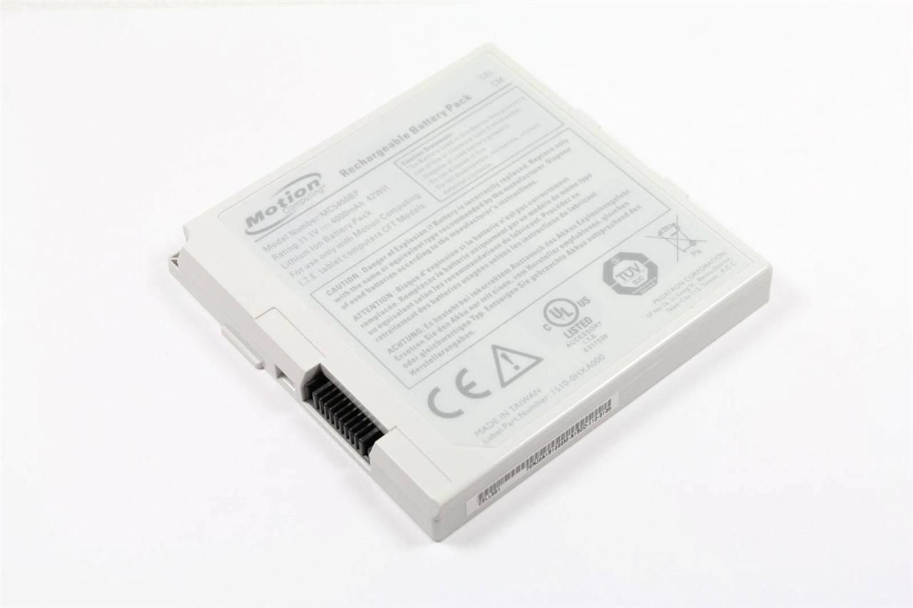 OEM Motion Computing Tablet C5 C5t F5 F5t F5v 11.1V Battery - MC5450BP