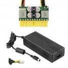 PicoPSU-160-XT ATX Mini Power Supply & 150W AC Adapter