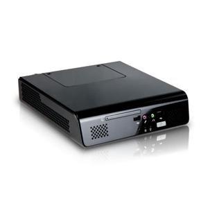 In Win ULTRATOP K2 Thin Mini ITX Case, HTPC, VESA, 120W Power, IW-K2.BASIC