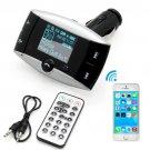 Brand New FM Audio Transmitter Bluetooth Modulator MP3 Player