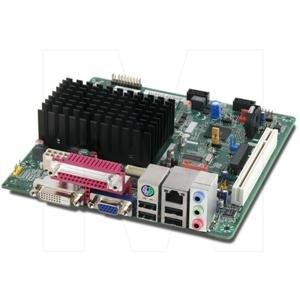 Intel D2550MUD2 Atom D2550 Mini-ITX Motherboard, LVDS, Mini PCI-E, BLKD2550MUD2