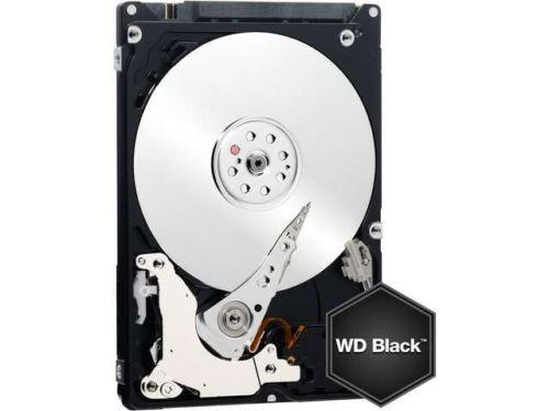 """WD Black Series WD5000BPKX 500GB 7200 RPM 16Mb Cache SATA 6.0Gb/s 2.5"""" Internal"""