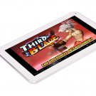 "New OEM White iRulu Tablet PC Dual Core A20 1.5GHz 8G/1G Bundle 10"" Keyboard"
