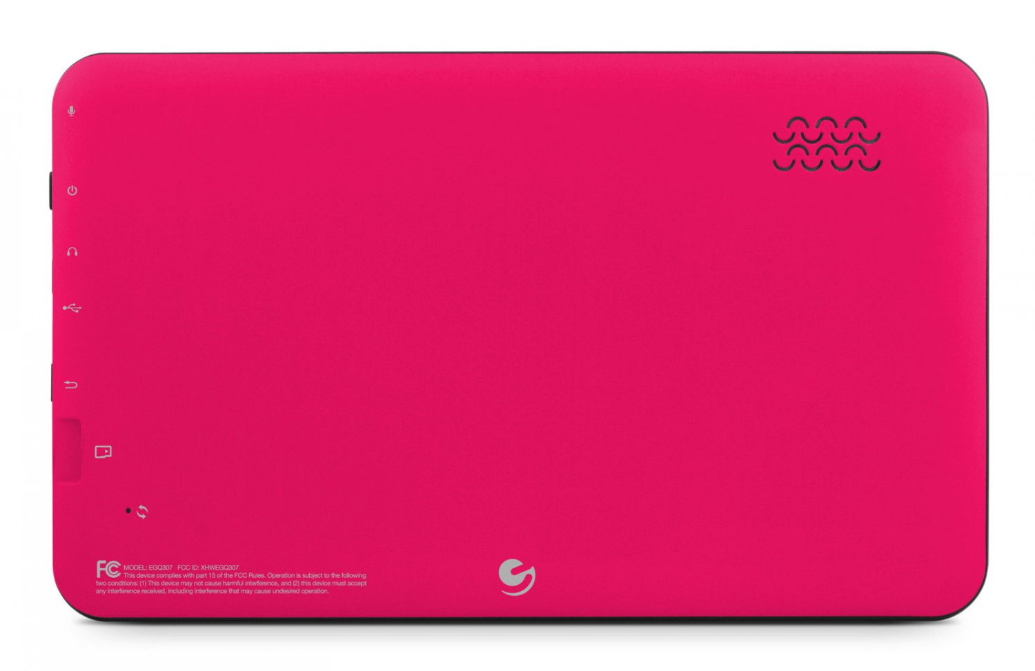 Brand New Ematic Google Quad-Core Capacitive HD Tablet - Pink
