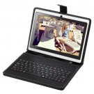 "8GB iRulu 7"" Android 4.0 Tablet PC Cortex A8 Dual Cameras w/ Keyboard&Earphone"