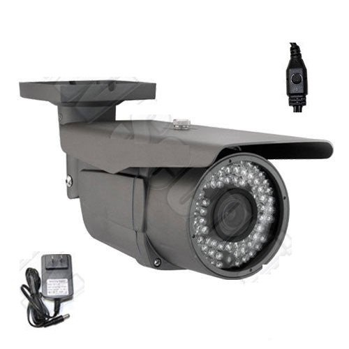 """GW-50WD 700TVL 1/3"""" Sony Effio CCD 2.8-12mm IR Outdoor CCTV Security Camera"""